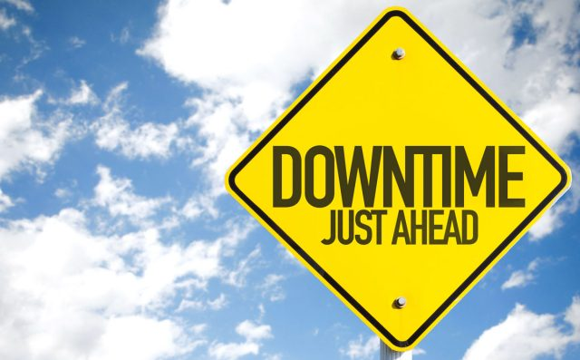 downtime-just-ahead