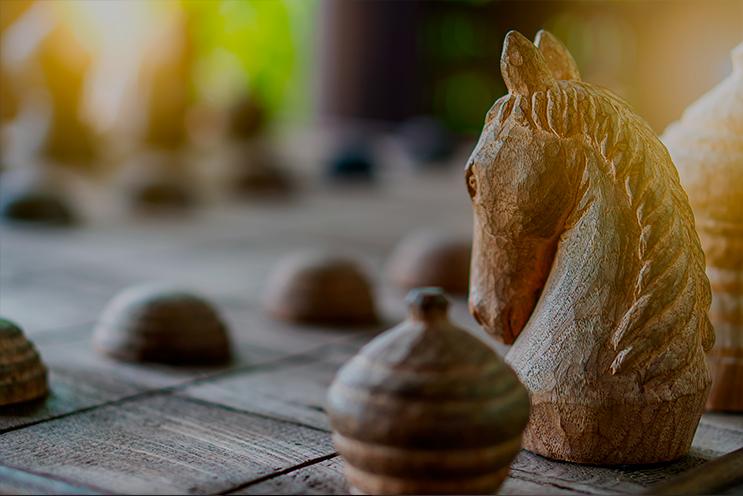 """Buscando evolução contínua através da """"Lei do Cavalo"""""""