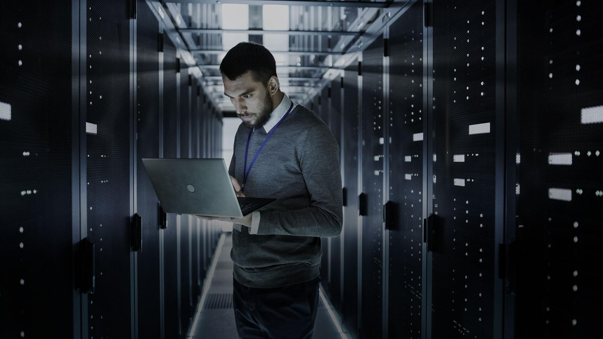 A personalização na infraestrutura da TI